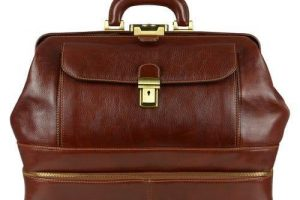 leather medical bags