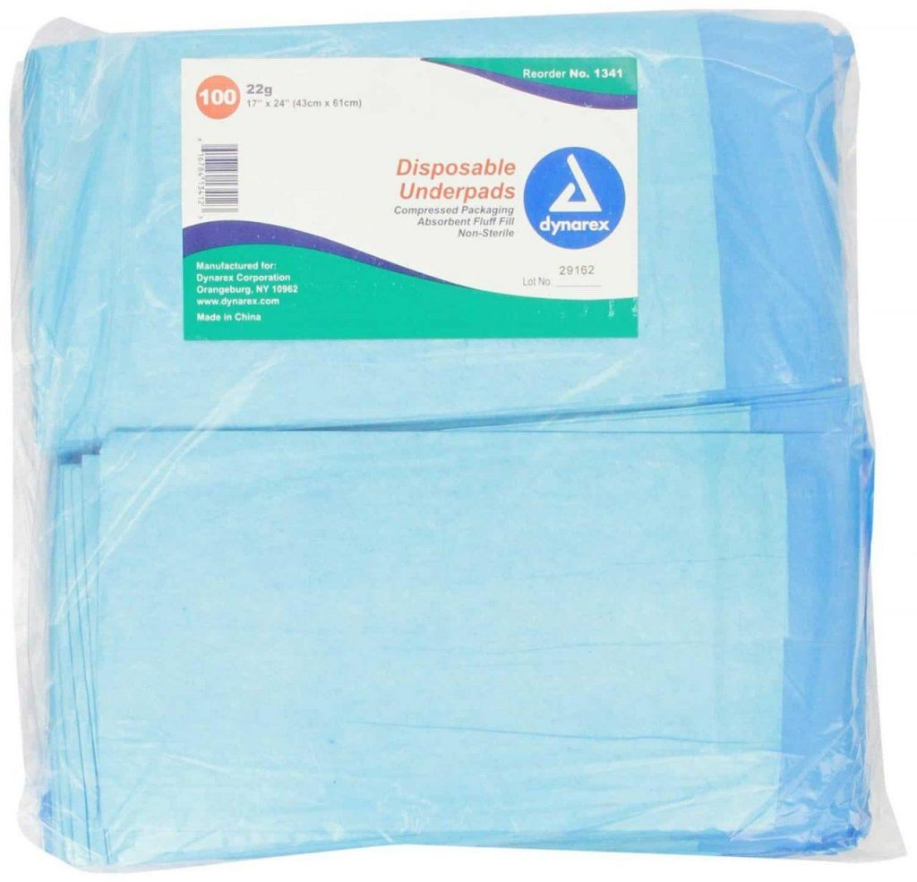 medical pads for wounds