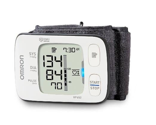 wrist blood pressure machines