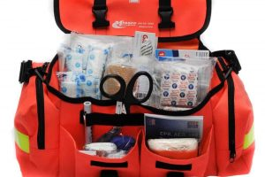 emergency medical bags