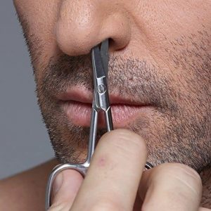 nose scissors for men